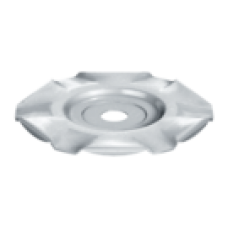 Rozeta metalica ( antiincendiu ) - rozeta metalica pentru fixare vata